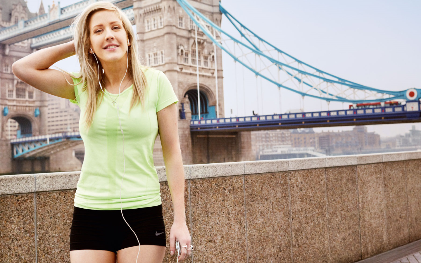 Ellie Goulding Images Keeping It Fit HD Wallpaper And Background Photos
