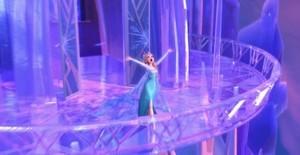 Elsa adores Mason!