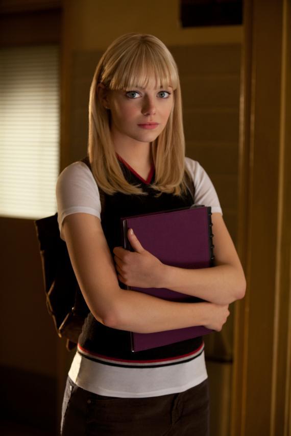 Emma Stone-Gwen Stacy