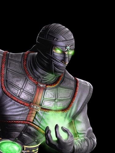 Mortal Kombat kertas dinding titled Ermac