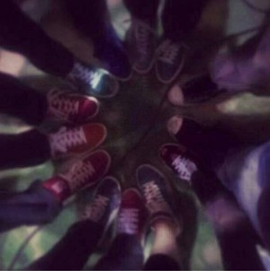 FOOT (WE ARE ONE)
