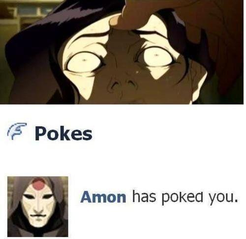 फेसबुक and Amon