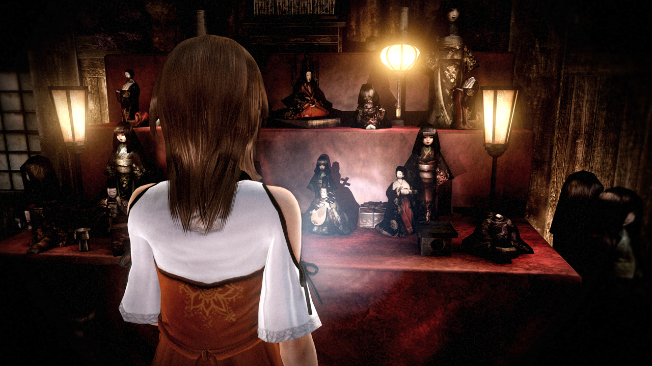 Fatal Frame V : Black Haired Shrine Maiden images Fatal Frame V HD ...