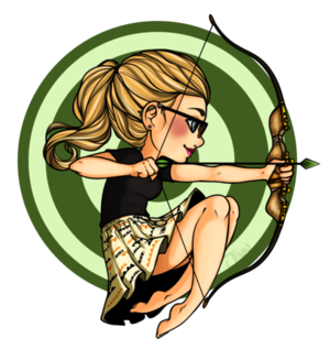 Felicity, where's my bow?