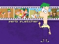 Ferb Wallpaper - phineas-and-ferb wallpaper