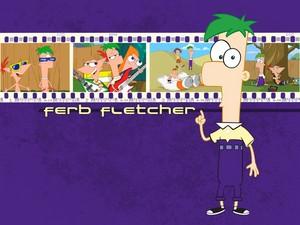 Ferb wallpaper