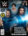 Final issue of wwe Magazine