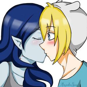 Finnceline kiss