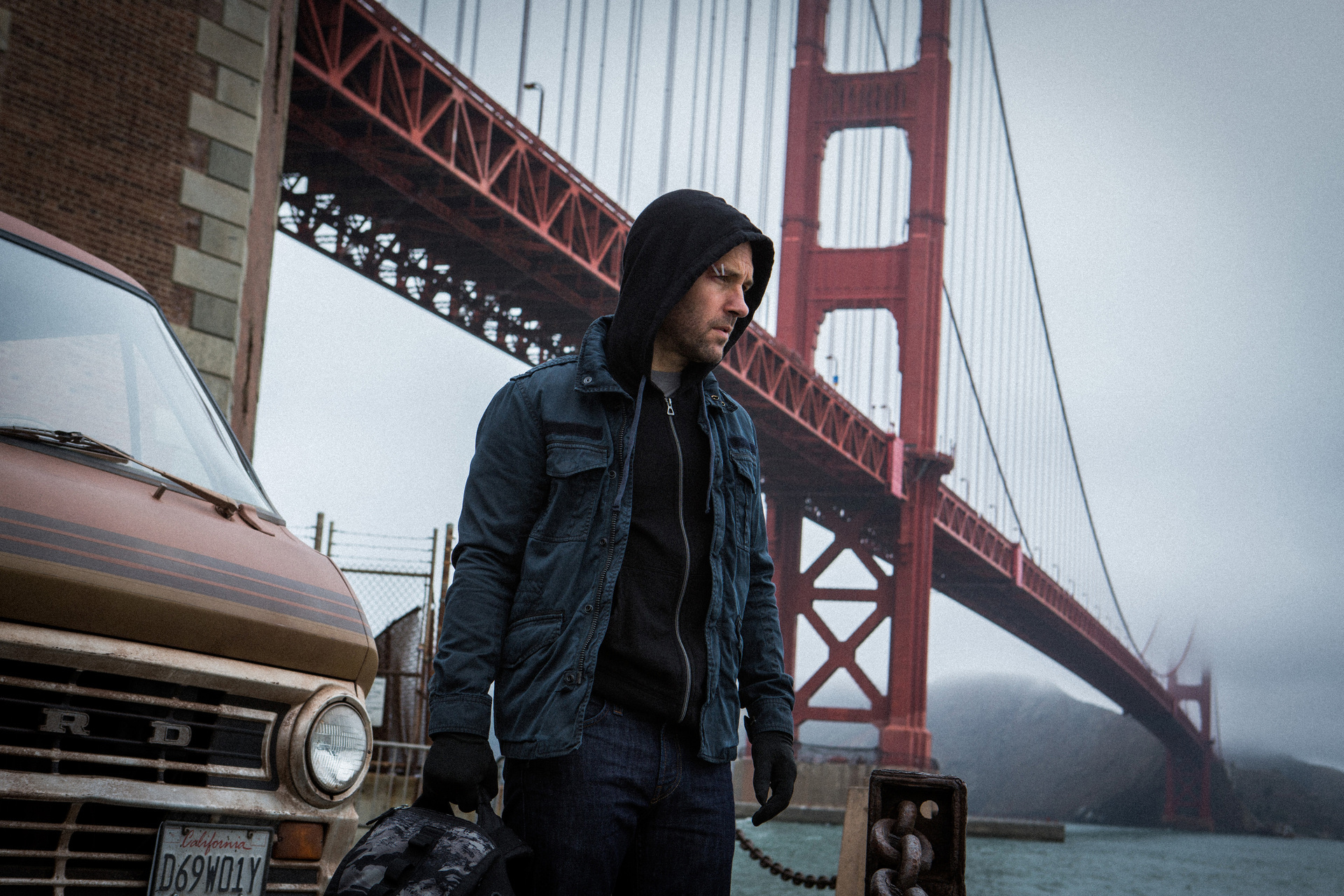 First Look: Paul Rudd in Marvel's Ant-Man