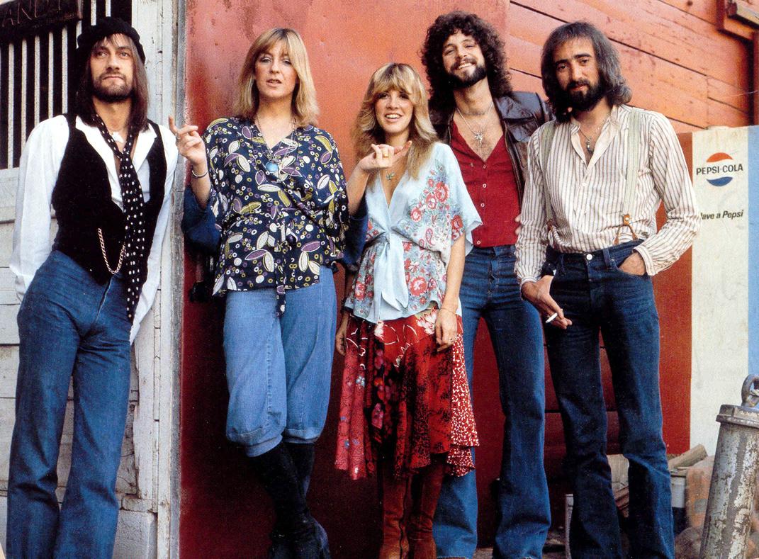 Fleetwood Mac Music Photo 37433392 Fanpop
