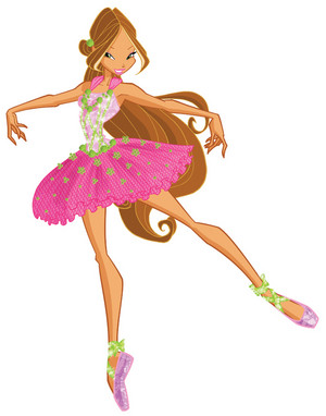 Flora Ballerina