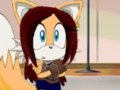 Flower The Fox-recolor from Sonic x - sonic-fan-characters-recolors-are-allowed photo