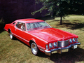 Ford Thunderbird 1972 Model