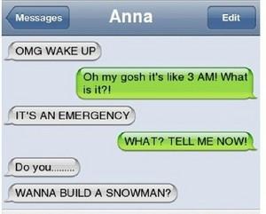 Frozen -Anna and Elsa