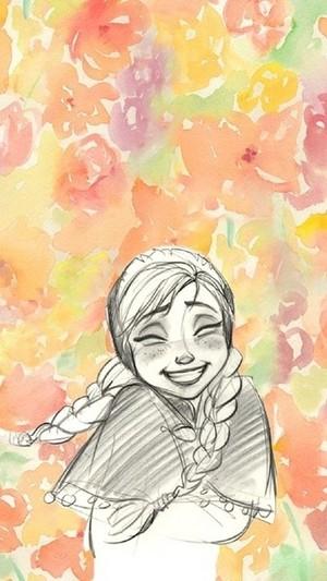 겨울왕국 | Anna