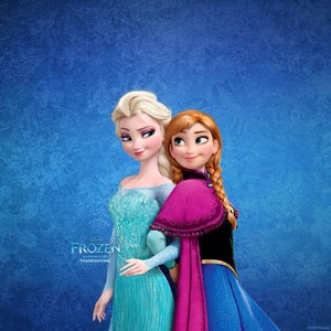 Frozen | Elsa and Anna