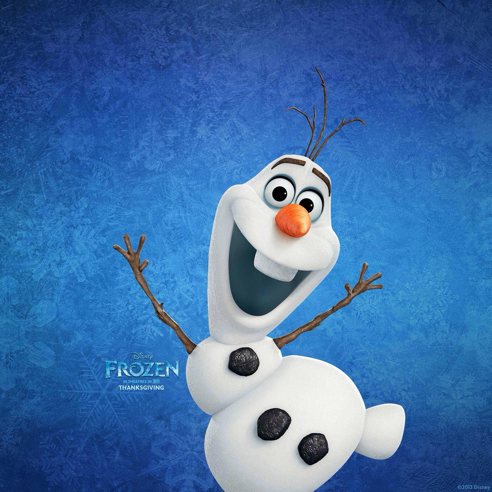 ফ্রোজেন | Olaf