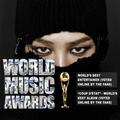 G-Dragon wins 'World's Best Entertainer' and 'World's Best Album' awards