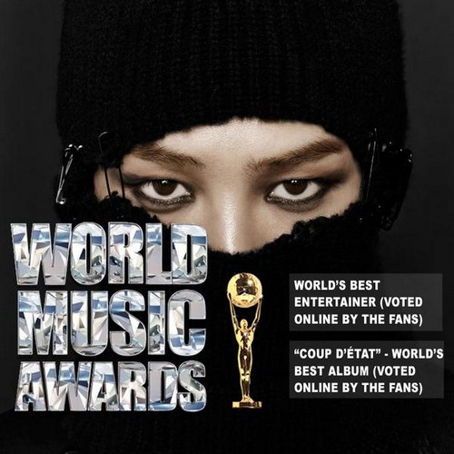G-Dragon wallpaper entitled G-Dragon wins 'World's Best Entertainer' and 'World's Best Album' awards