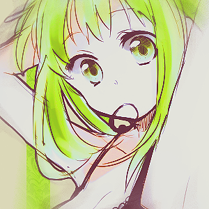 Gumi (Vocaloids) fondo de pantalla probably containing a red cabbage entitled GUMI / Megpoid