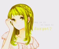 Gumi (Vocaloids) fondo de pantalla possibly containing anime and a portrait titled GUMI / Megpoid