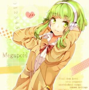 GUMI / Megpoid