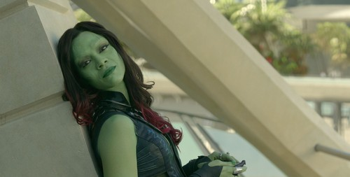 Guardians of the Galaxy 바탕화면 entitled Gamora~ Guardians Of The Galaxy