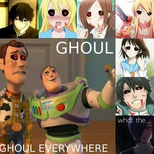 Ghoul Everywhere