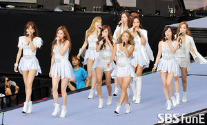 Girls Generation - SMTown Tour IV in Seoul