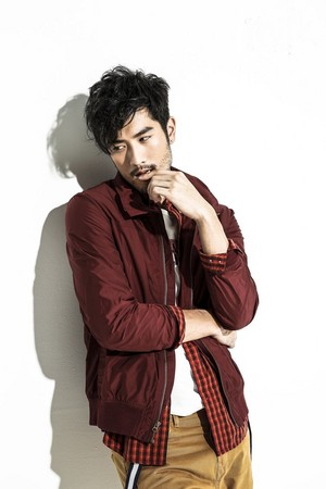 Godfrey for melk Magazine [August, 2014]