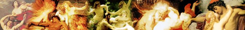Greek Mythology Banner