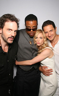 Grimm cast(July,2014)