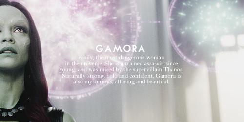 Guardians of the Galaxy 바탕화면 possibly with a portrait entitled Guardians of the Galaxy [Gamora]