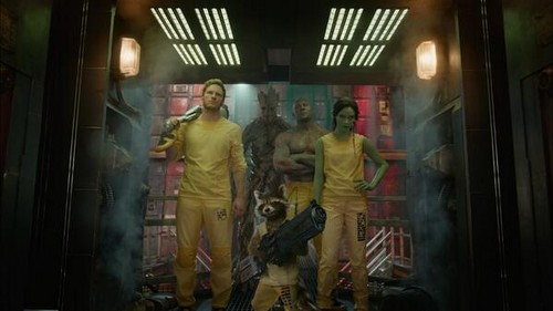 Guardians of the Galaxy 바탕화면 called Guardians of the galaxy