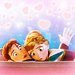 Hans and Anna icon