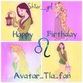 Happy B-day! - disney-princess fan art