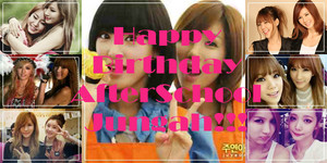 Happy Birthday Jungah!!!