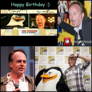 Happy Birthday Tom McGrath :)