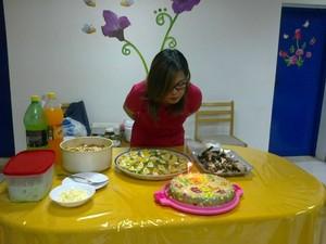 Happy birthday angelita