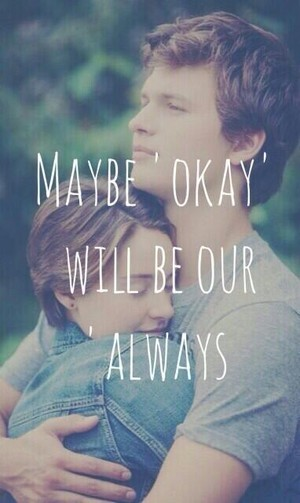 Hazel and Gus,The Fault in Our Stars