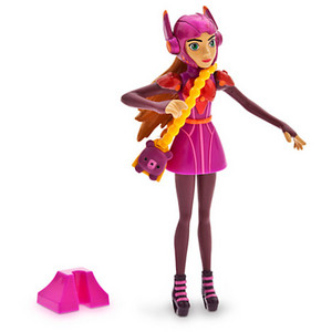 Honey lemon Action Figure