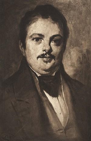 Honoré de Balzac (20 May 1799 – 18 August 1850)