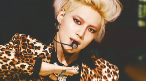 Hot Blonde Taemin - Danger