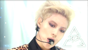 Hot Blonde Taemin - Danger