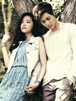 Hot Taemin and Naeun *.* ☜❤☞