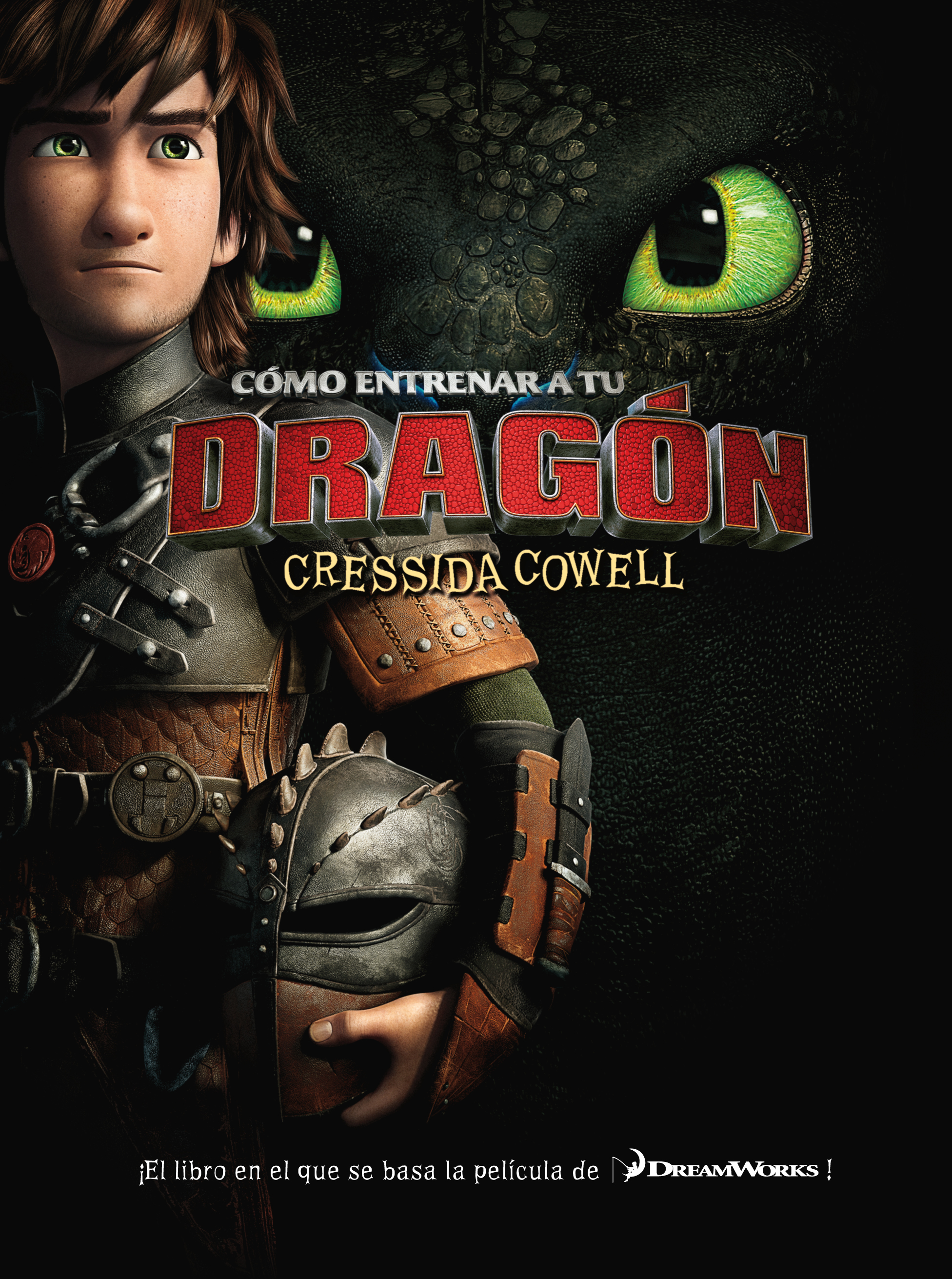 How To Train Your Dragon First Book によって Cressida Cowell Cover