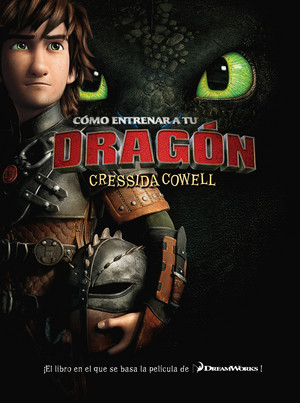 How To Train Your Dragon First Book by Cressida Cowell Cover