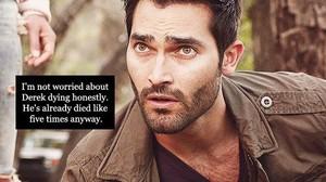 I l'amour Derek Hale <3