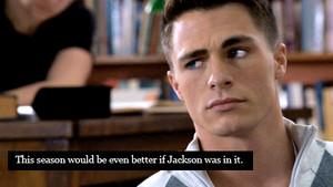 I miss Jackson