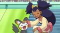 I so wish I was Iris - pokemon photo